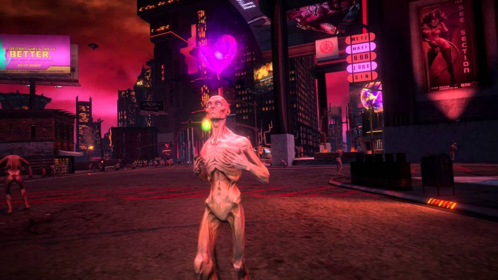 Amelia's Gaming Retrospectives: Saints Row Gat Outta Hell = Rogues Portal