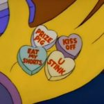 Best Episodes of The Simpsons for Valentine's Day