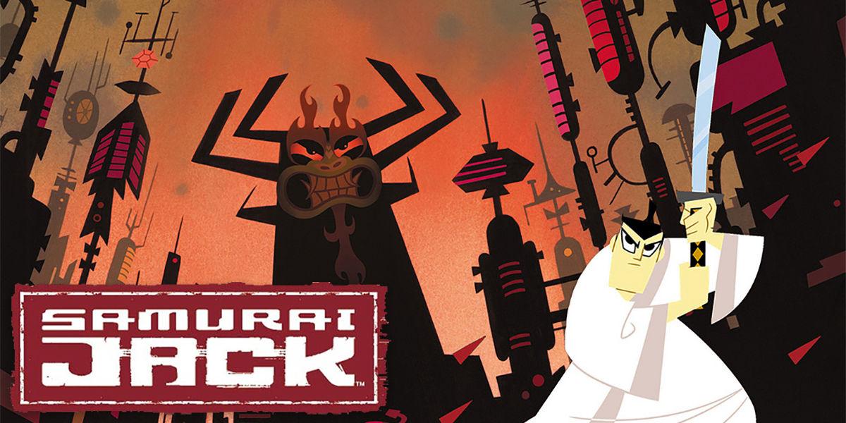 Samurai Jack Animated Series The Colorless