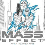 First Looks: Mass Effect Coloring Book