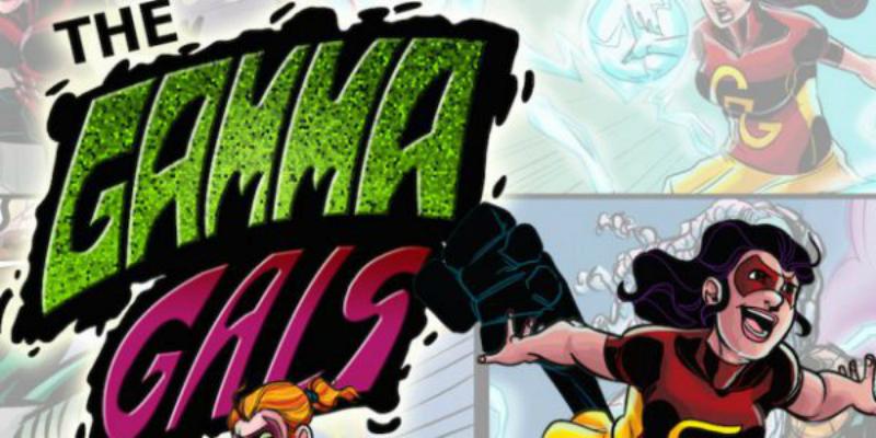 Gamma Gals #1