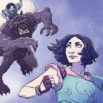 Interview: Talking Ladycastle with Delilah S Dawson