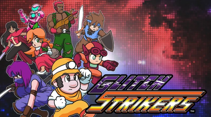 Glitch Strikers