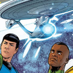 Star Trek/Green Lantern: Stranger Worlds #4 Review