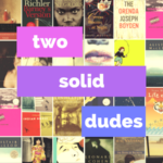 Two Solid Dudes Read Bear by Marian Engel