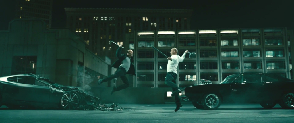 Fast & Furious Fight