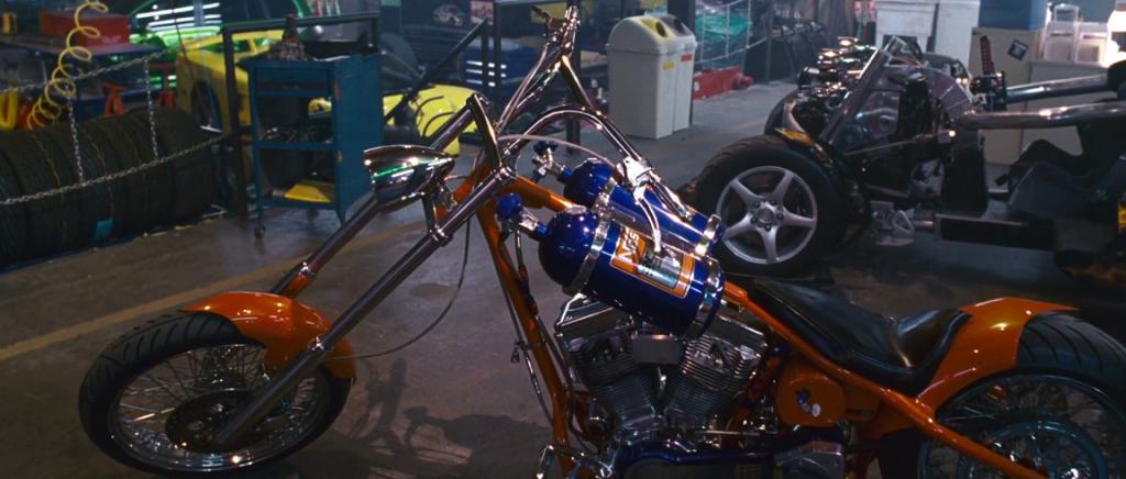 Fast & Furious NOS Bike