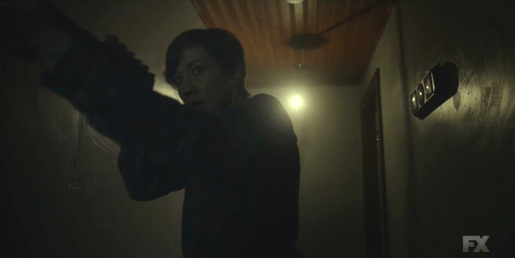 Fargo Gloria Burgle