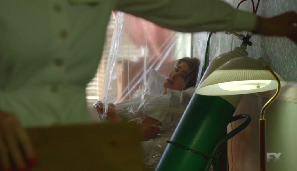 Feud Oxygen Tent