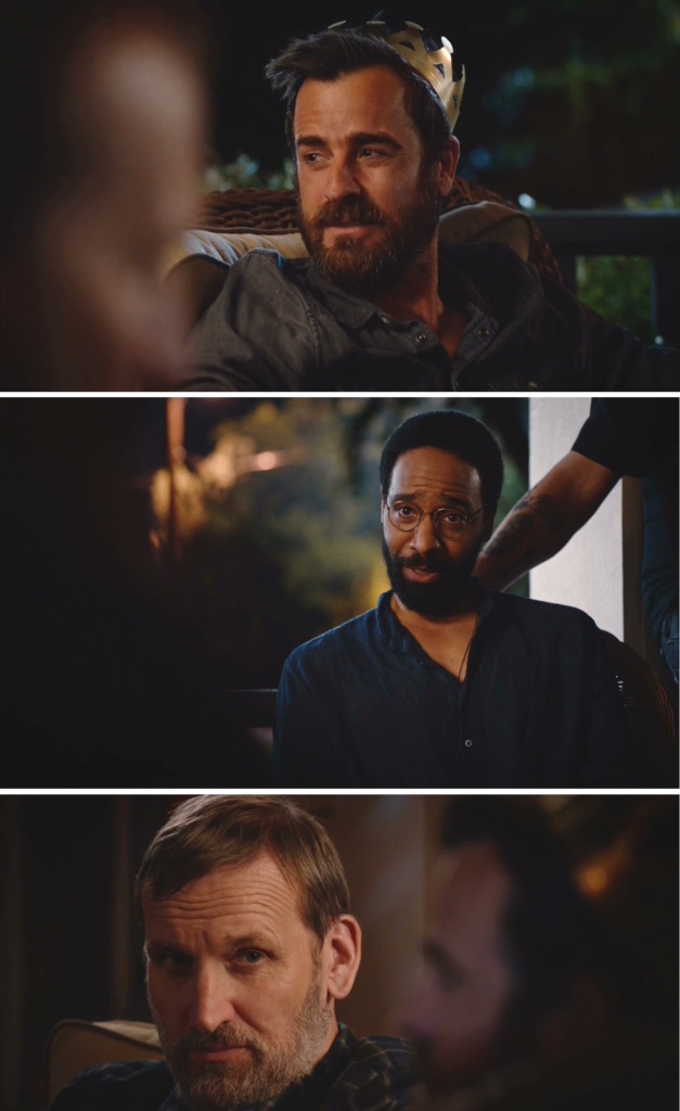 The leftovers Beards