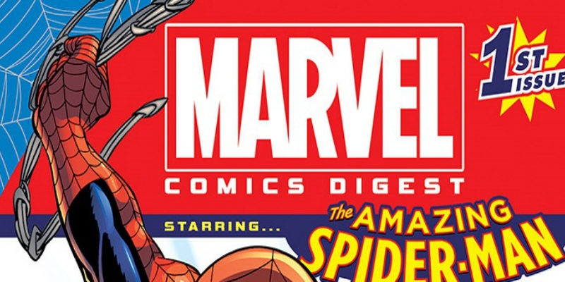 Marvel Comics Digest #1