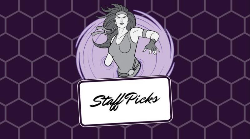 Staff Picks of the Week — August 18th, 2017