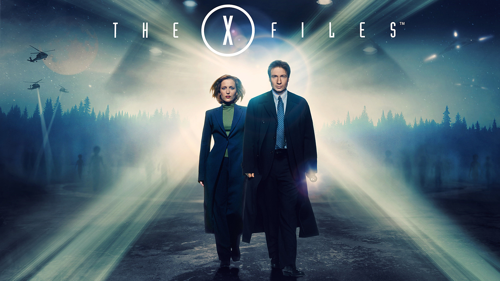Fox Orders 10 Episode Event For The X Files