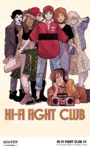 Hi-Fi Fight Club