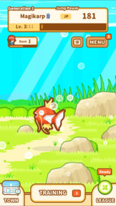 Magikarp Jump Screenshot