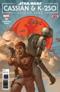 Star Wars Rogue One: Cassian & K-2SO