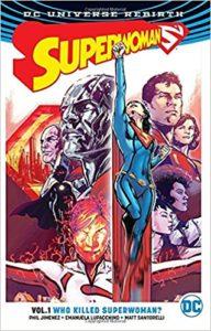 Who Killed Superwoman 1