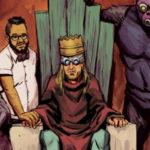 Pitiful Human-Lizard #12 Review
