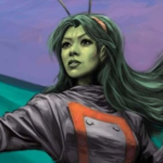 She's (Celestial) Madonna: The Secret Origin of Mantis