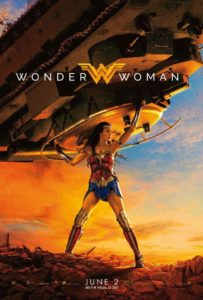 Wonder Woman Review Movie Poster
