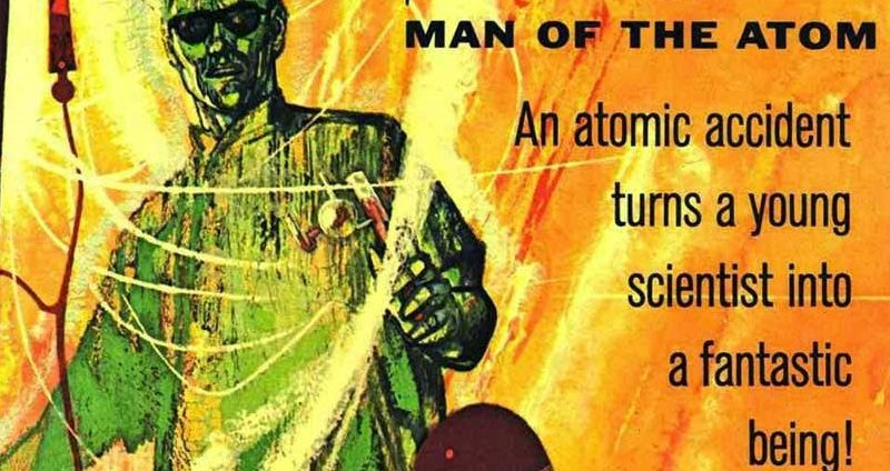 Doctor Solar: Man of the Atom