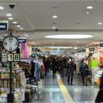 The Lost American: Underground Shopping in Korea