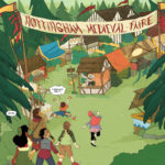 EXCLUSIVE First Look: Lumberjanes 2017 Special: Faire and Square