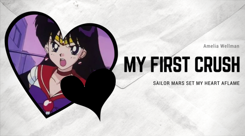 Sailor Mars Set My Heart Aflame