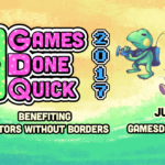 Summer Games Done Quick 2017 Monday Schedule