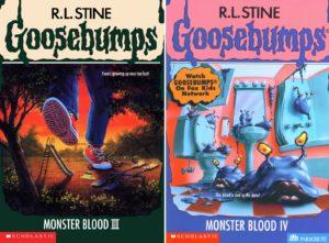Monster Blood III & IV