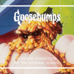Give Yourself Goosebumps: Egg Monsters From Mars