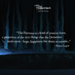 Harry Potter Birthday Celebration: Staff Patronuses