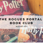 Rogues Portal Book Club: August 2017 Wrap-Up!