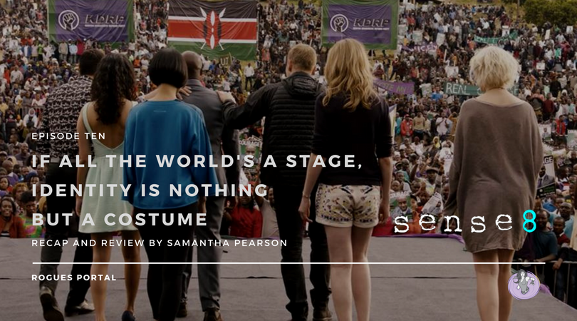 Sense8 S02E10: If All the World's a Stage, Identity Is