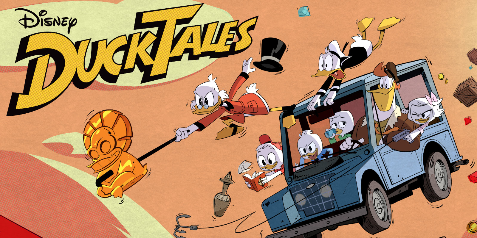 Ducktales Part Review Race Cars Lasers Airplanes