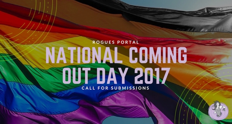 National Coming Out Day 2017