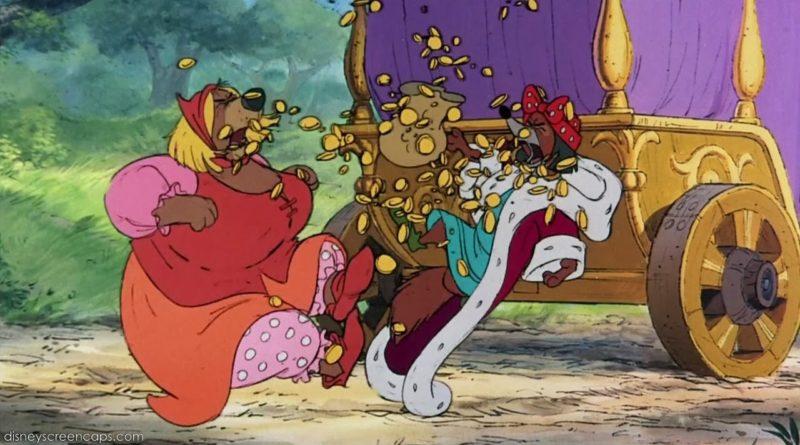 Babes of Wonderland Episode 31: Robin Hood