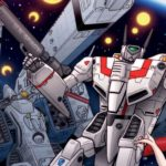 Robotech #1 Review