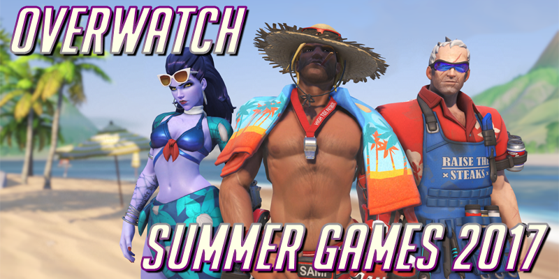 Overwatch Summer Games 2017