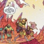 Teenage Mutant Ninja Turtles Dimension X #1 Review