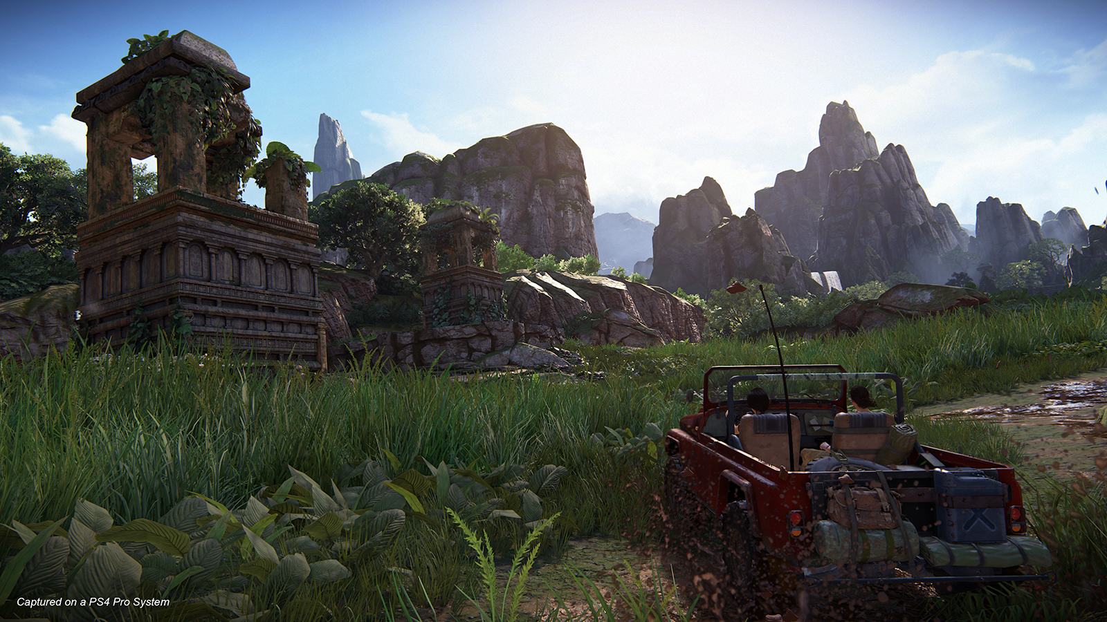 Uncharted: The Lost Legacy first impressions