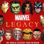 Marvel Announces Four More Legacy Titles