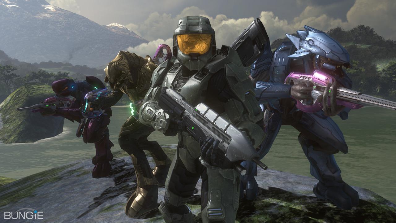 Halo 3 Co-op