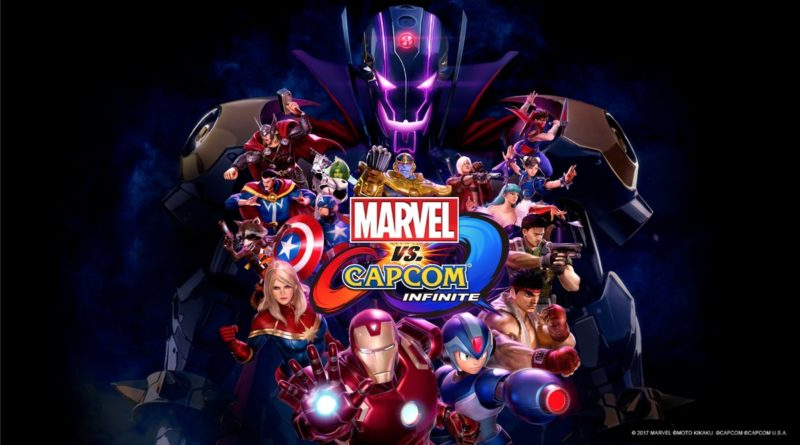 Marvel VS Cacpcom Infinite Review