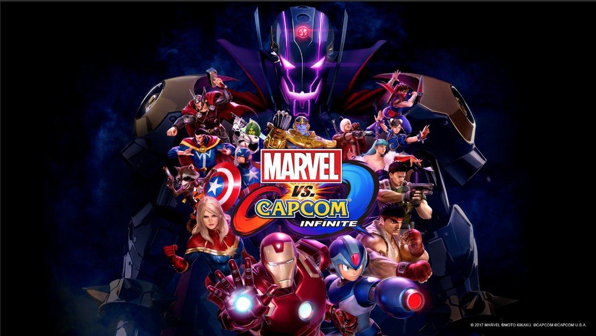 Marvel VS Cacpcom Infinite Review