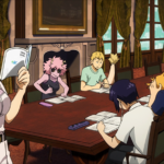 My Hero Academia S02E21: Gear up for Final Exams