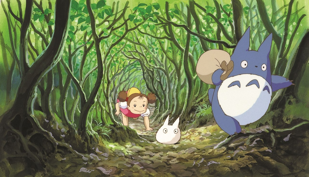 Revisiting Ghibli  My Neighbor Totoro Blu-ray Review ⋆ Rogues Portal f41a6d7ccb