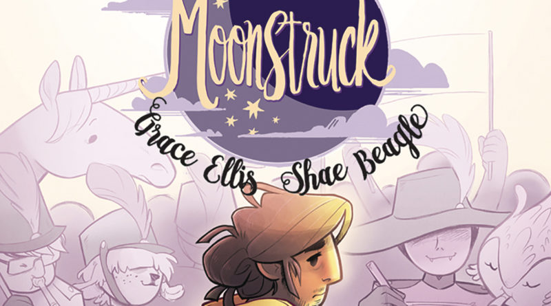 Interview: Grace Ellis & Shae Beagle Talk Magic & Moonstruck