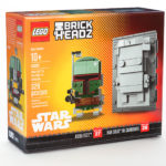 NYCC Exclusive: LEGO BrickHeadz Boba Fett™ & Han Solo™ in Carbonite