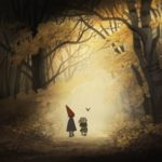 Into the Unknown: the Melancholic Absurdity of Over the Garden Wall